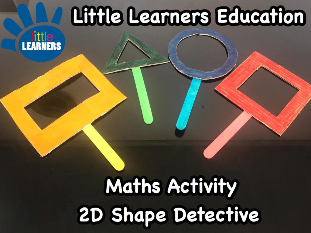 Maths games activities learning development EYFS