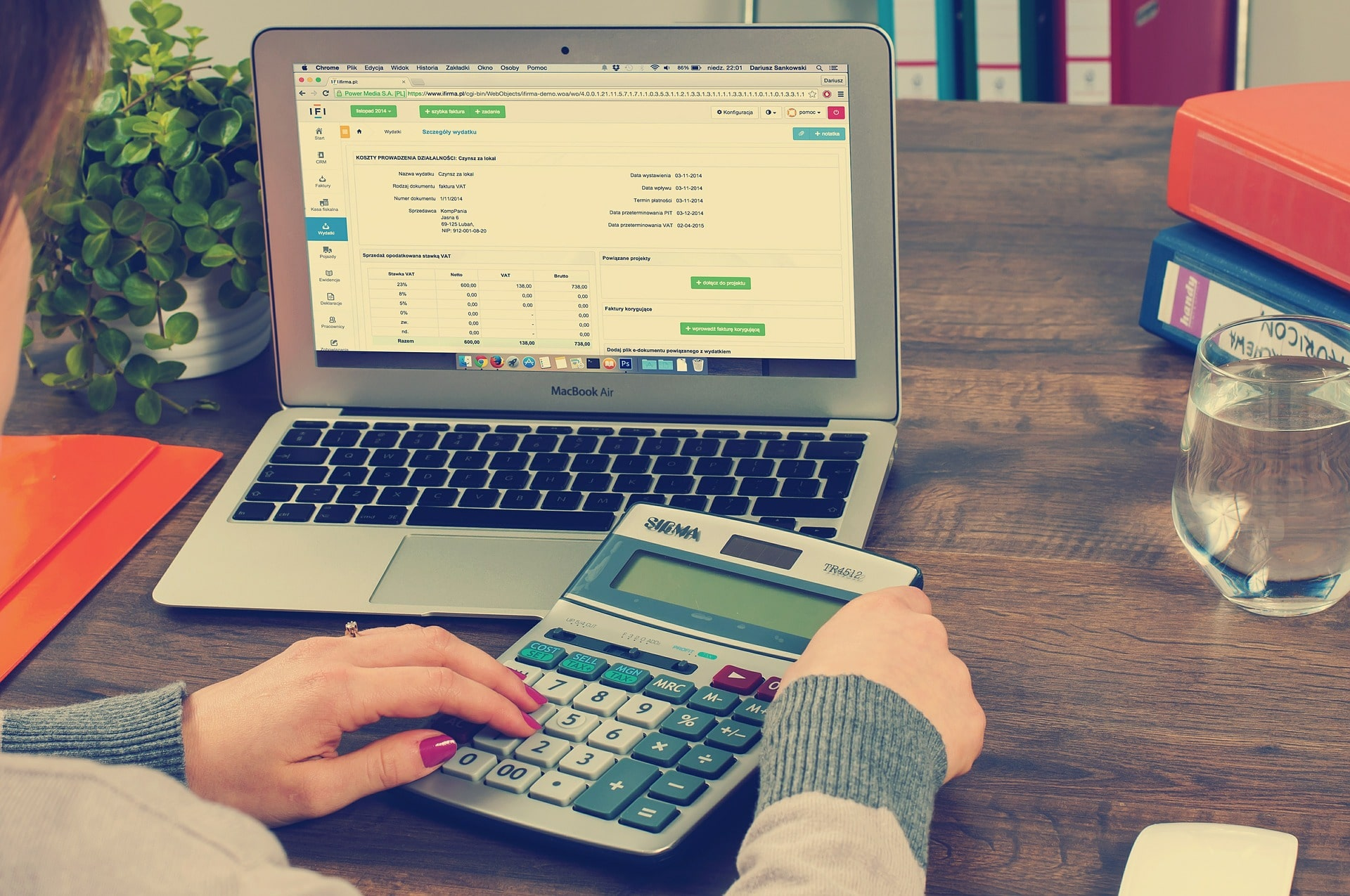 It's time that you hire a bookkeeper to save you stress, time, and even money.