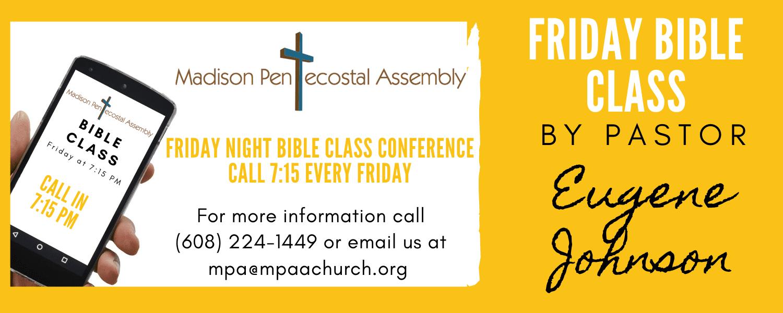 Madison Pentecostal Assembly
