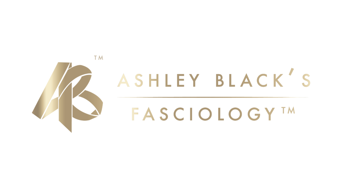 Ashley Black Fasciology logo