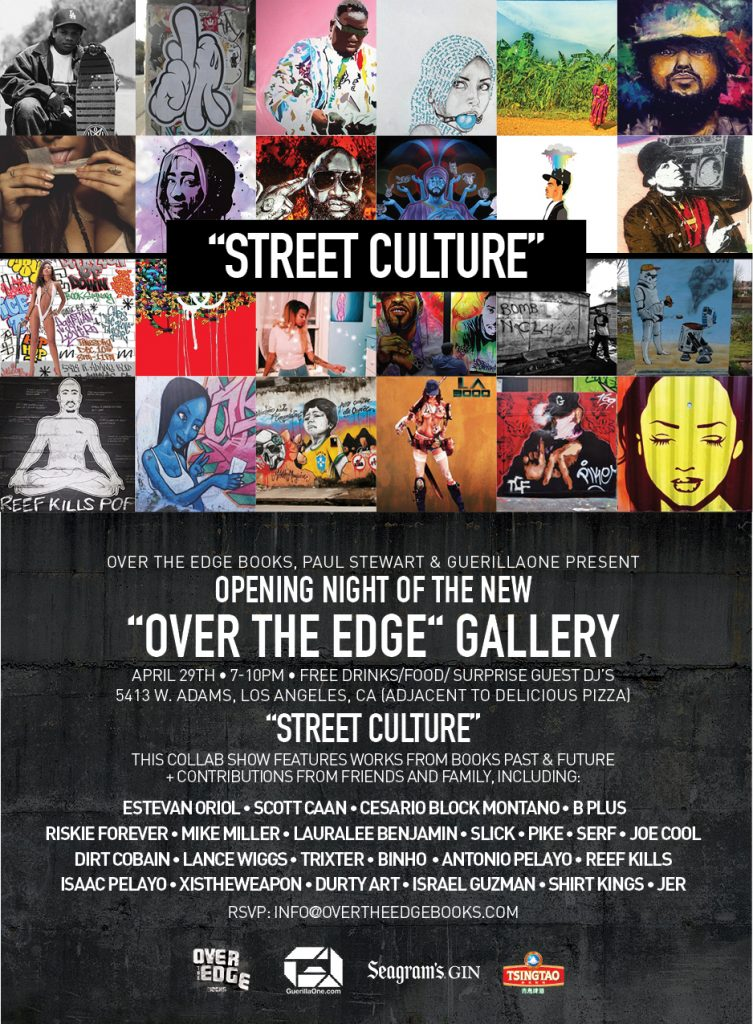 Over The Edge Art Gallery