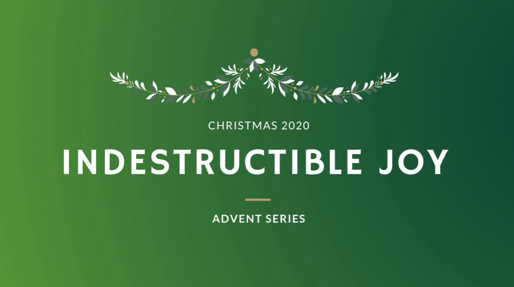 Finding Indestructible Joy