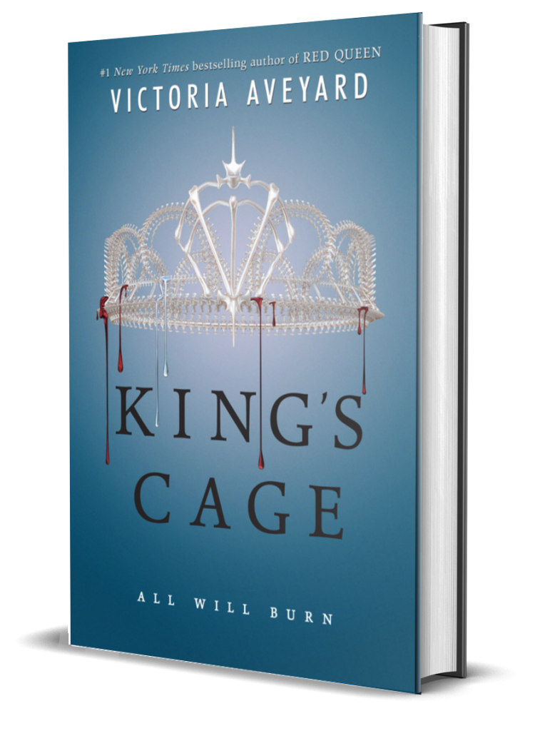 Kings Cage by Victoria Aveyard