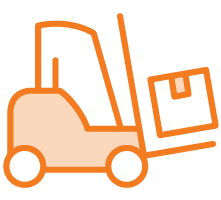 Logistics/Warehousing Icon