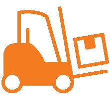 Logistics/Warehousing Icon