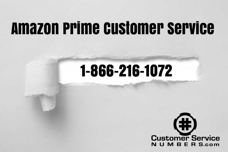 Amazon Prime Customer Service