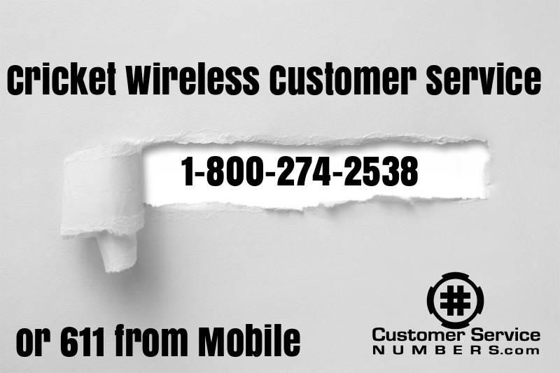 Cricket Wireless Customer Service