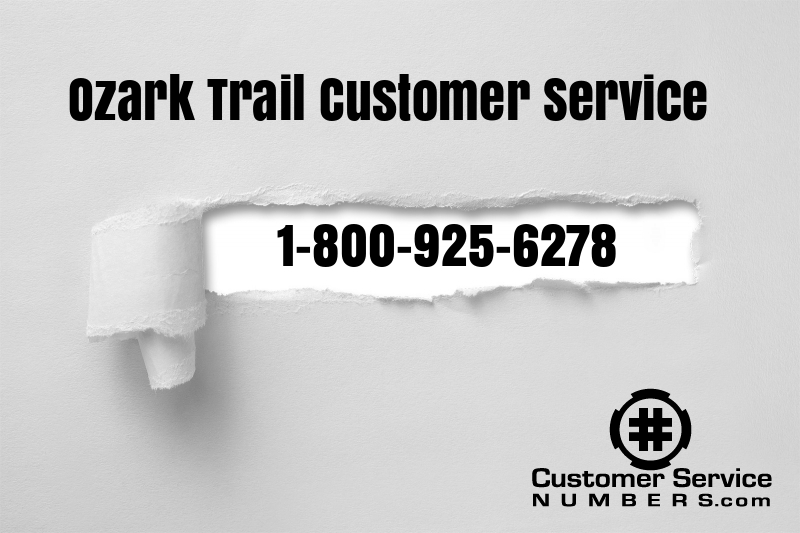 Ozark Trail Customer Service
