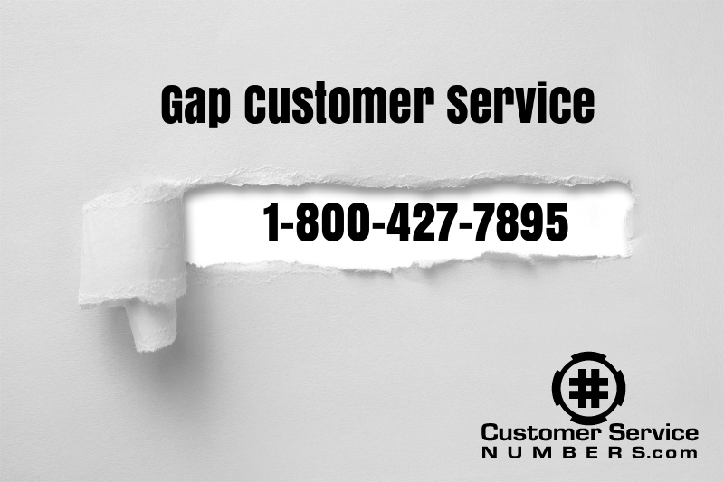 Gap Customer Service