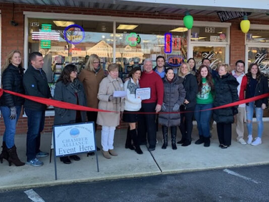 Heritage Boutique Ribbon Cutting