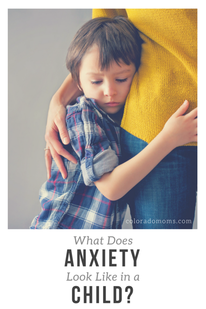 Anxiety in children coloradomoms