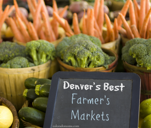 Denver's Best Farmer's Markets