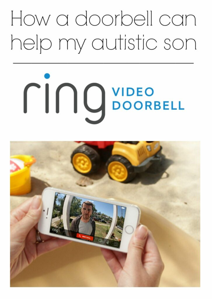 How Ring Video Doorbell can help my autistic son