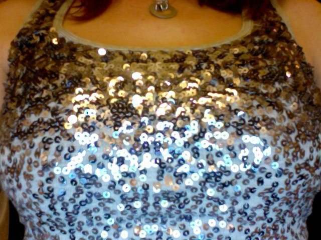 Sparkly Squeaky Boobs