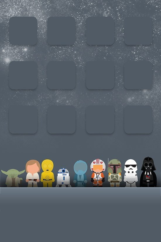 Star Wars iPhone Background