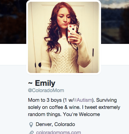 Take Back Your Twitter Feed @ColoradoMom