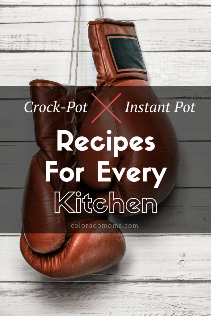 crock-pot vs instant pot