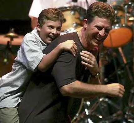 """Dan Marino's son Michael was diagnosed with autism at the age of 2. Now in his twenties, he's living a """"wonderful and productive life."""""""