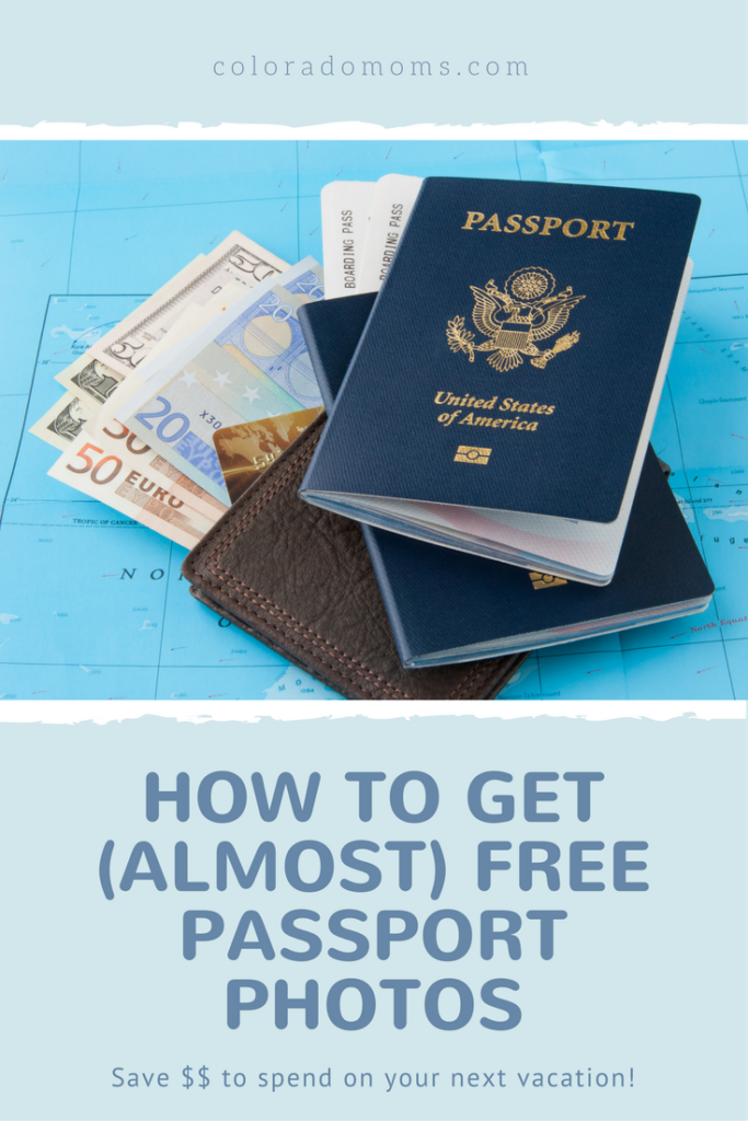 how to get (almost) free passport photos