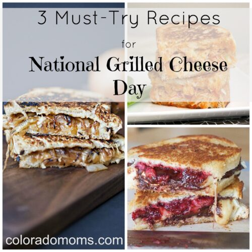 grilled cheese day