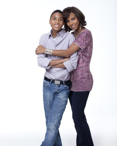Holly Robinson Peete and her husband Rodney Peete started the HollyRod Foundation after their son was diagnosed with autism.