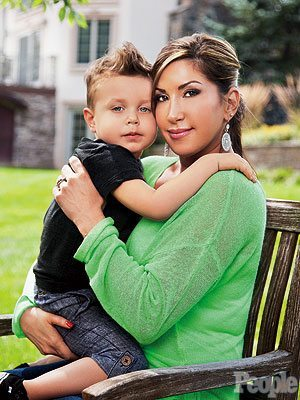 RHONJ star Jacqueline Laurita has been very open about her son's journey through autism. She has become a strong voice in the autism community.