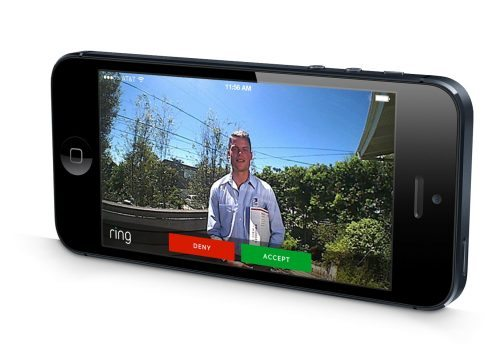 ring video doorbell app
