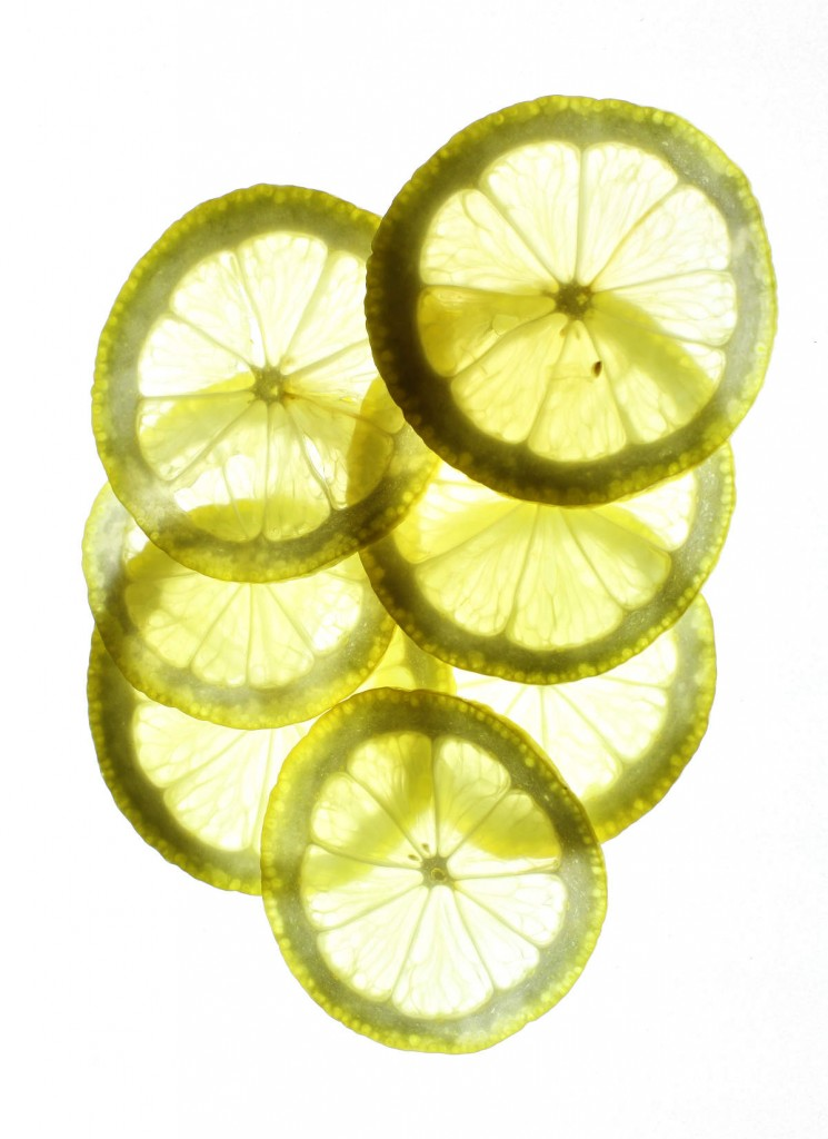 transparent lemon