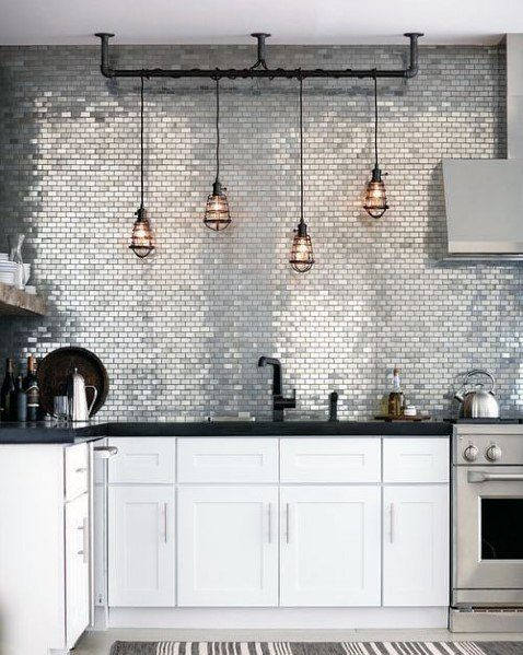 interior-design-ideas-for-kitchen-metal-backsplash-stainless-steel