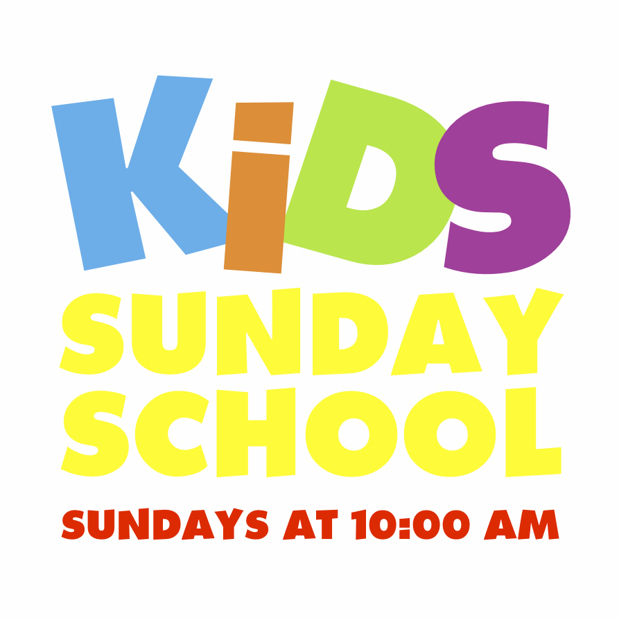 Kids Sunday School