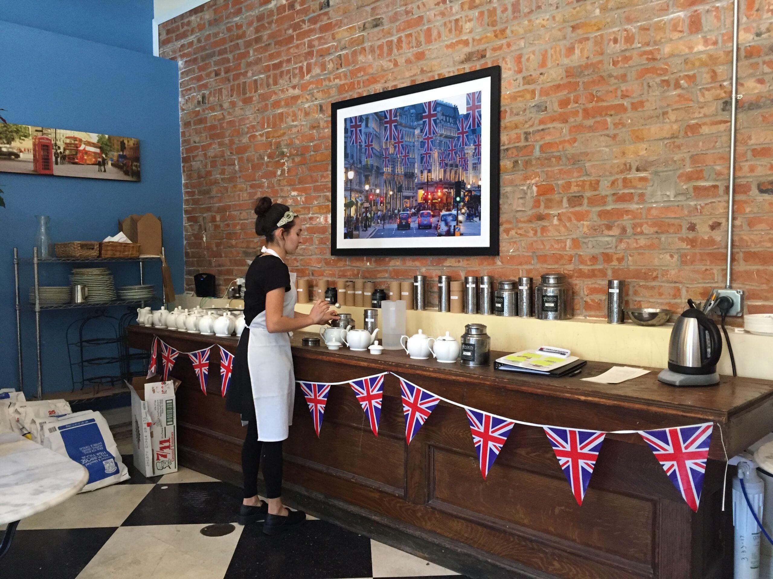 The London Tea Room
