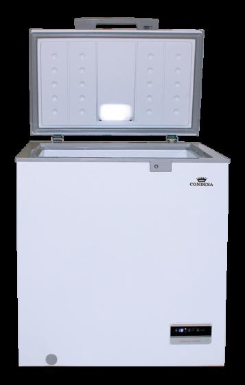 congelador roraima 150lt condesa