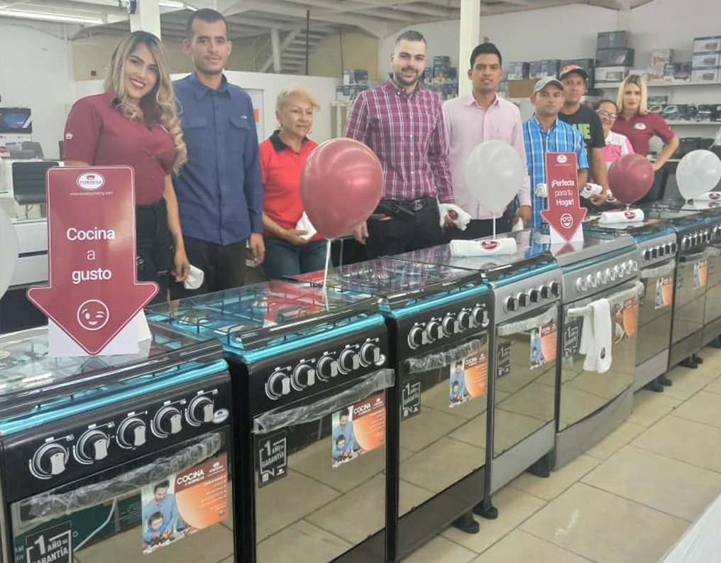 Ruta Condesa en inversiones meka Barinas