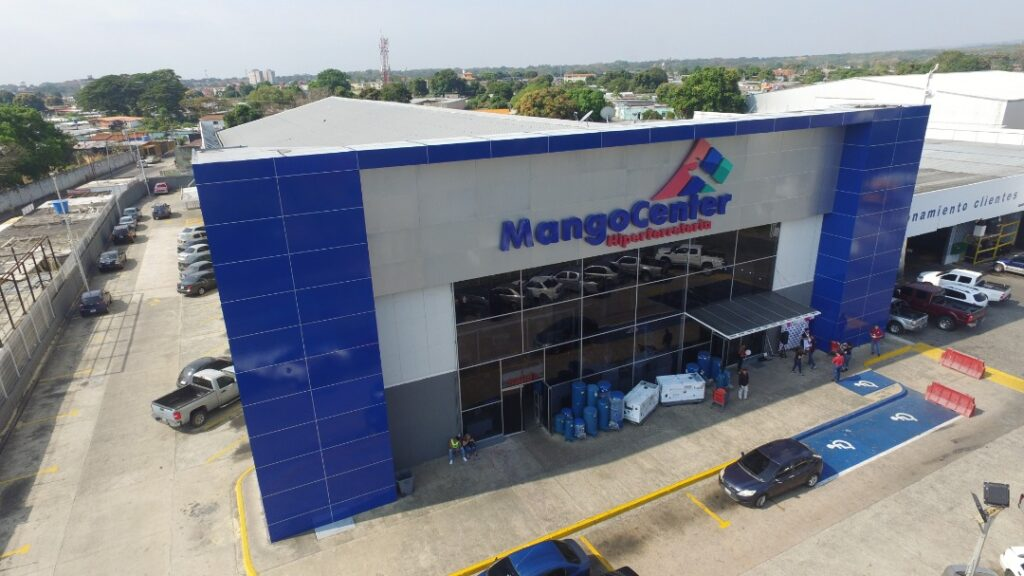 Ruta Condesa en Mango Center Barinas