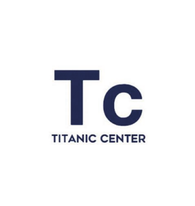 Logo Titanic Center