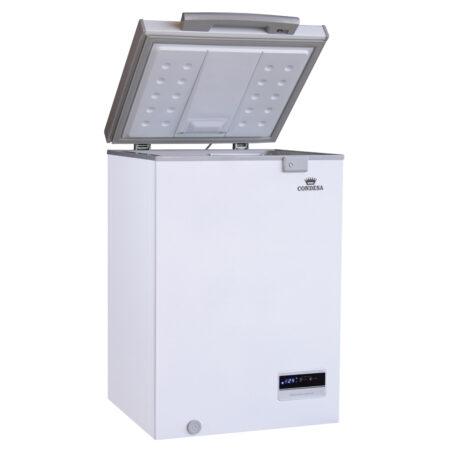 Congelador 100 litros Roraima deluxe abierto