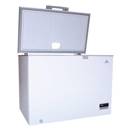 Congelador 300 litros Roraima deluxe abierto