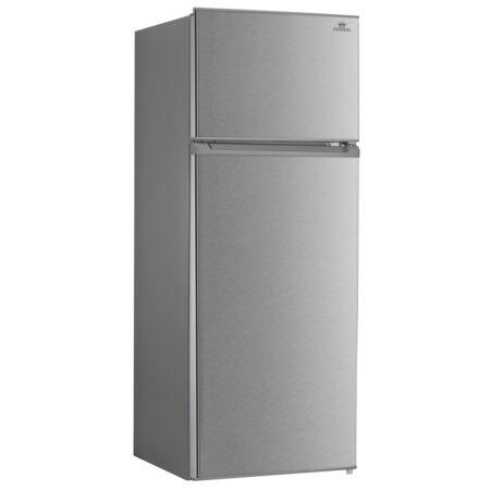 Refrigerador 210 Litros Roraima deluxe color plata