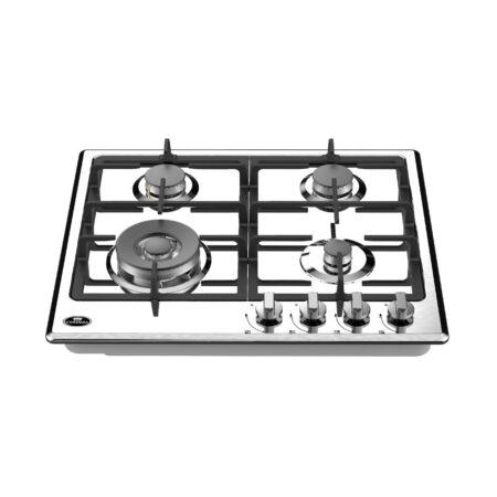 Tope de cocina a gas de acero inoxidable Condesa