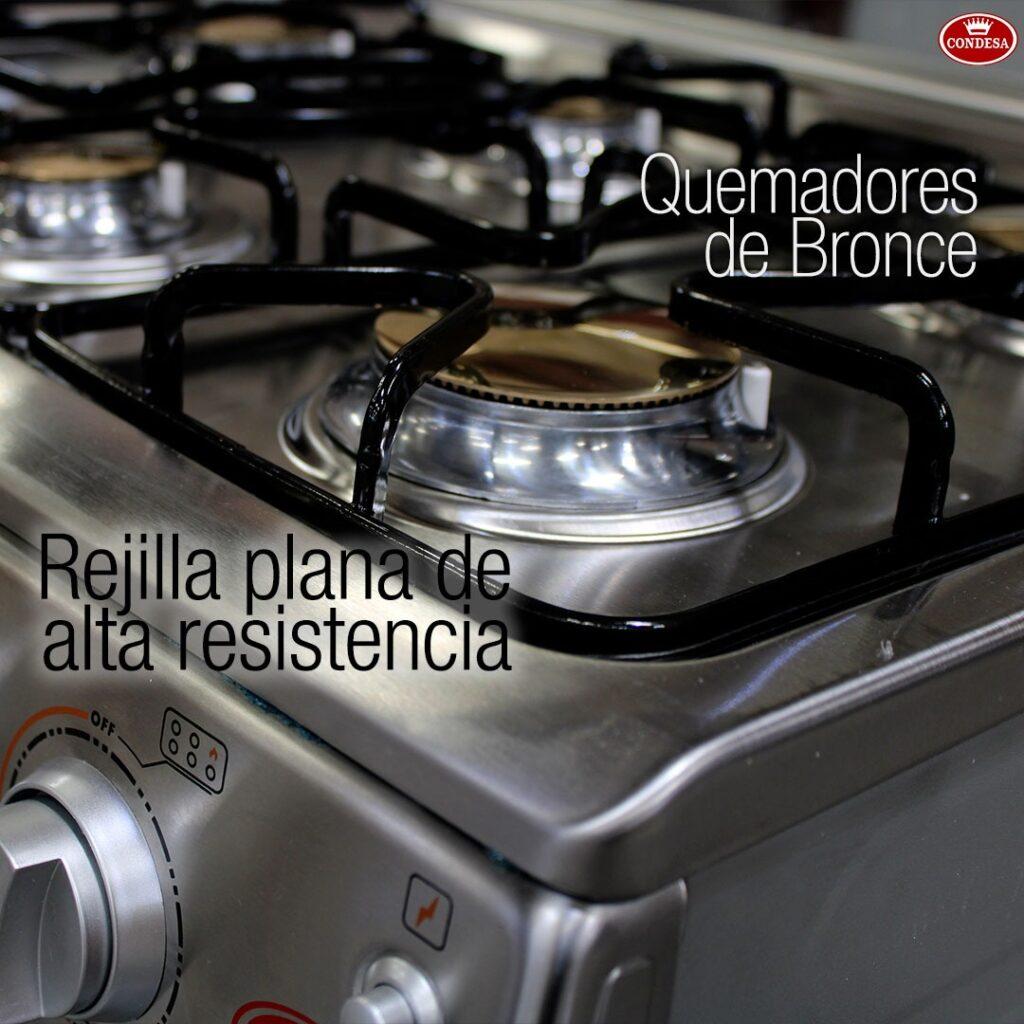 Cocina a gas Condesa
