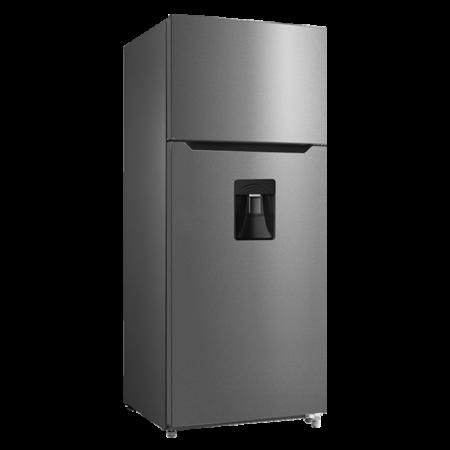 Refrigerador 350 litros esplendor acero inoxidable