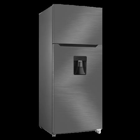 Refrigerador 350 litros esplendor Plata