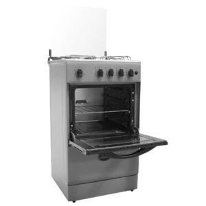 cocina 4 hornillas fortaleza Gris
