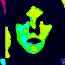 Richard Orange in Warhol-like image