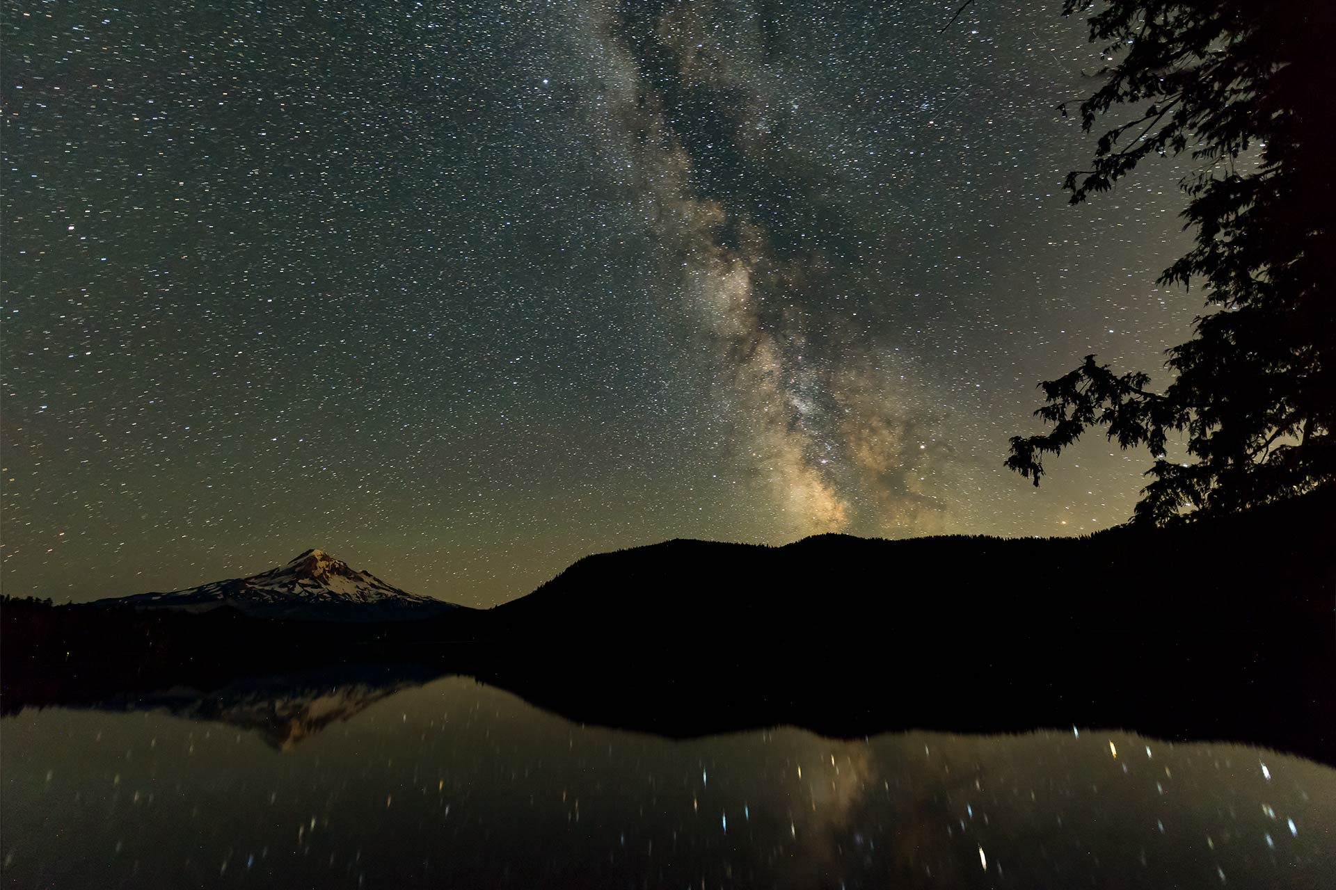 milky-way-night-sky-photography-mt-hood-lost-lake-oregon