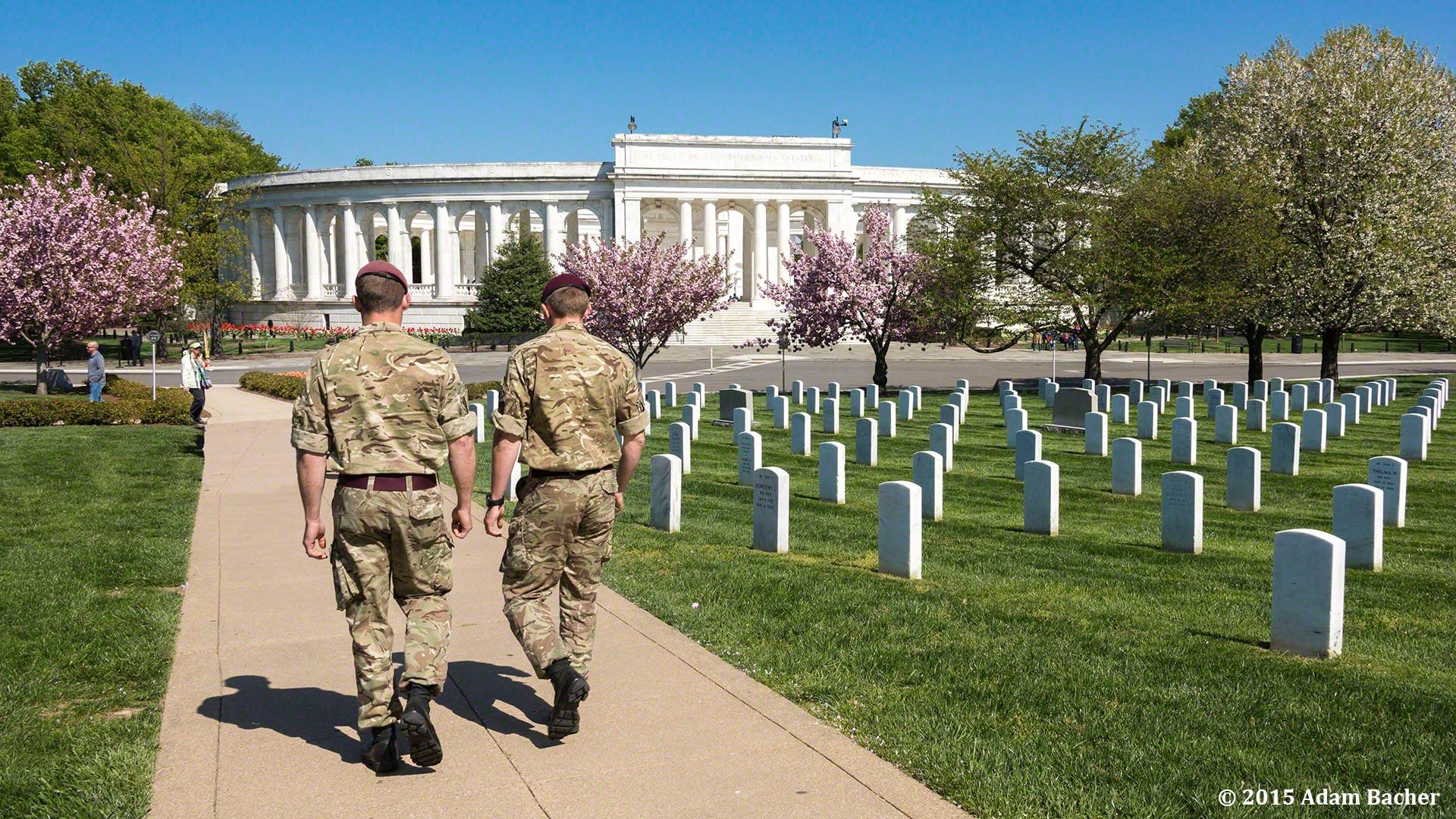 Arlington national cemetery, Washington DC travel photography