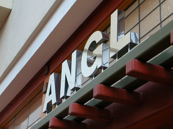 channel letters signage - ANGL
