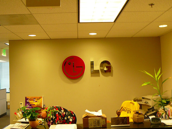 channel letters for signs - LG