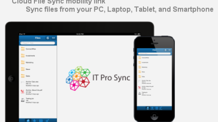 File sync for mobile devices