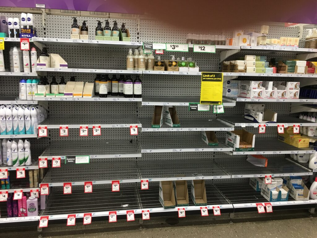 Retail Shortages
